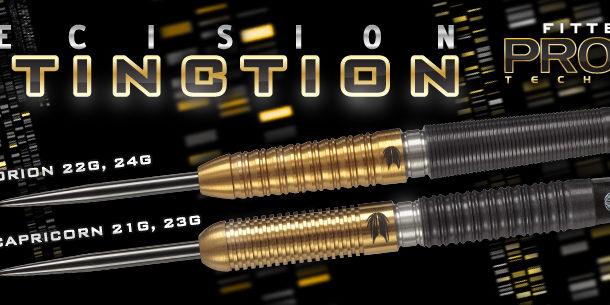 Distinction Tungsten Darts